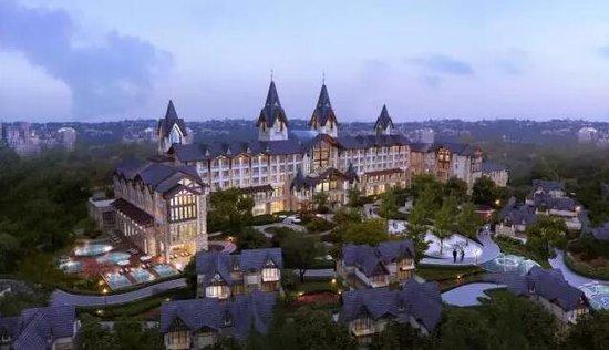 热烈祝贺烟台中南公司成功获取烟台五星级酒店用地、中南·山海湾1.41.5期盛大交付!
