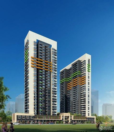 马克公寓精装纯住宅持续热销中 均价7000元/平米