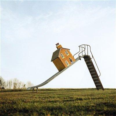 """房企5月业绩坐""""滑梯"""" 开发商或将打通住房消费链"""