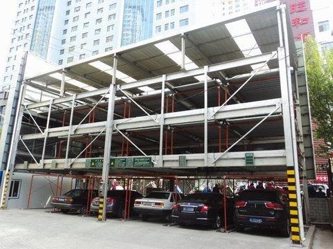 宜昌城区将新建4个停车场 设计泊位500余个