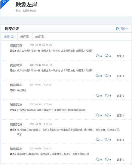 """网友爆料开发商""""黑历史"""" 宜昌项目会遭殃?"""