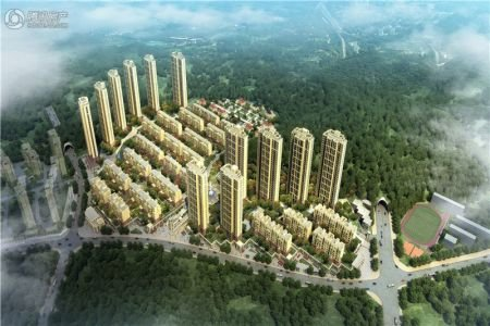 宏峰·上上城152-195㎡城市洋房 享直减10万优惠