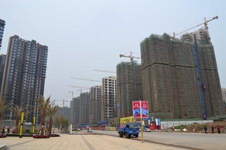 宜昌唐家湾新城惊世崛起 一条路改变一座城