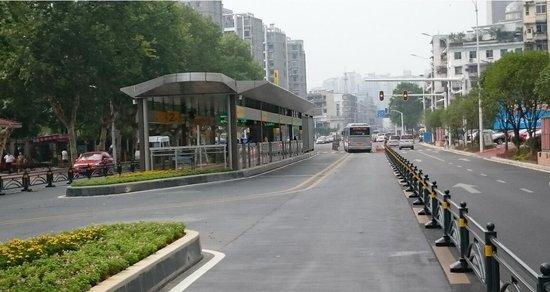宜昌公交新增通勤1、2号线路