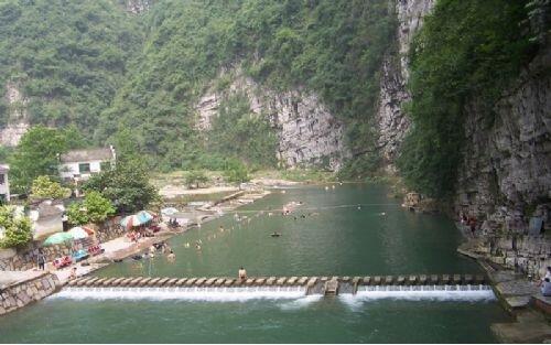宜昌下牢溪将建大型工业遗址度假区