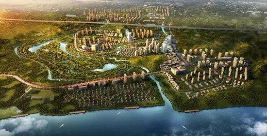 江南urd 下一代城市宣言_房产宜昌站_腾讯网图片