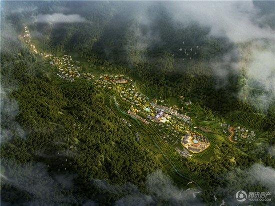 神农架·龙降坪度假区将加推3栋楼王 认筹1万抵2万