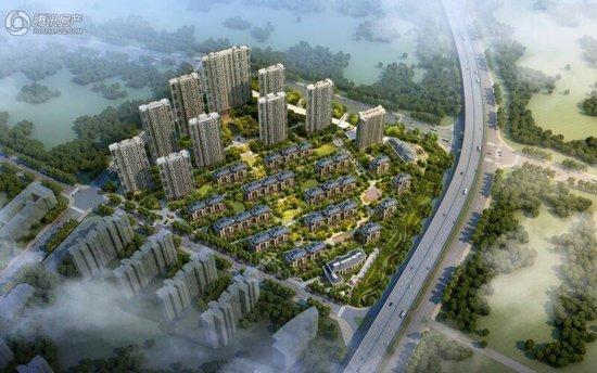 城投地产·智禧湾90-137㎡揽景高层VIP卡全城申领中
