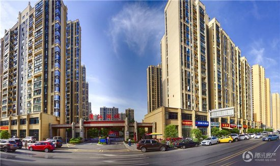 清江润城·悦邸少量现房在售 毛坯均价4600元/平米
