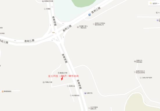 宜昌44号地块交易结果公布 楼面价7168元/㎡