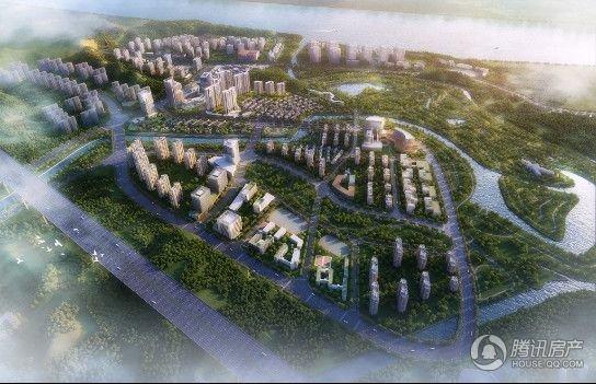 江南URD·那溪谷约80-140㎡压轴美宅优惠登记中