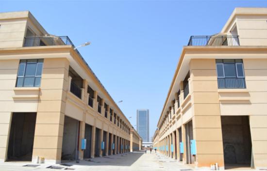 海吉星最新进度:二期市场主打生鲜 建设进入加速度