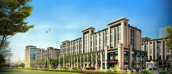 """桃花缘LOFT公寓""""相遇""""即将上市 B号栋已建至3层"""