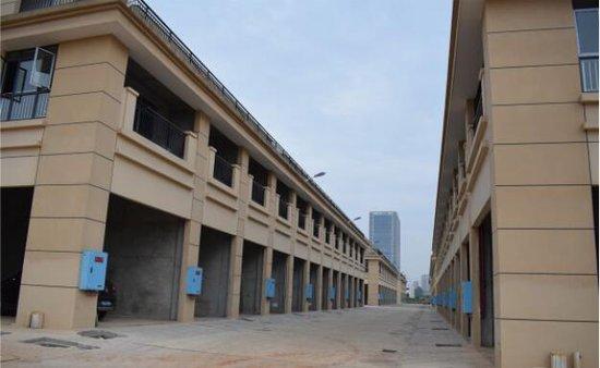 海吉星一期旺铺最后20席清盘特惠 二期生鲜区进展飞速