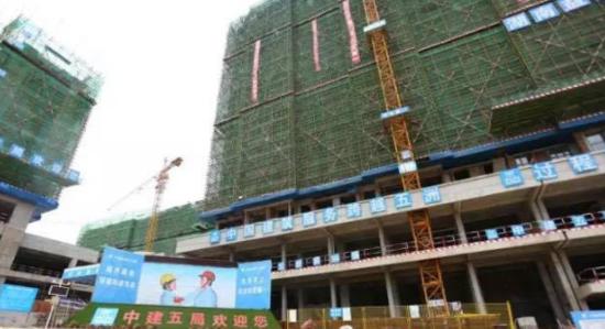 会龙山·溪谷7月工程进度播报