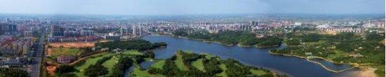 海绵城市建设提速 资阳南和梓山湖为重点建设示范区