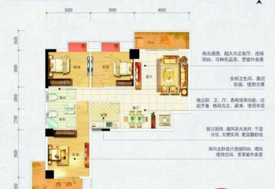 领秀资江二期即将上市 14#栋新品户型图首发