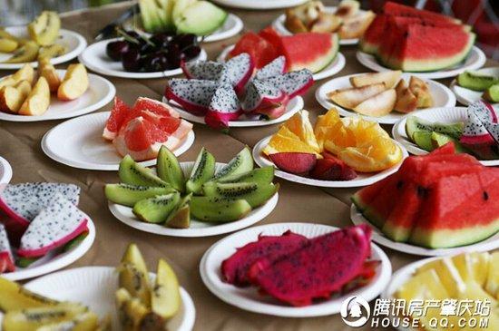 8月1-2日激爽一夏缤纷水果嘉年华!暨四季天悦样板房华丽绽放!
