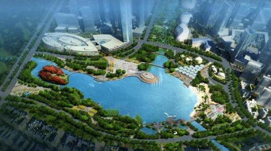 滨海新区再添人居新地标,世界500强恒大集团造府那龙河畔