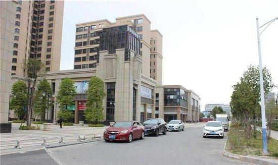 御景豪园四期洋房主推推建筑面积144-161㎡四房