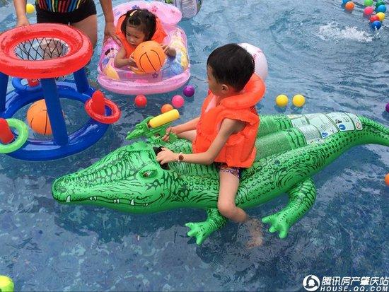 今夏好去处,山林湖水上乐园盛大开园啦!