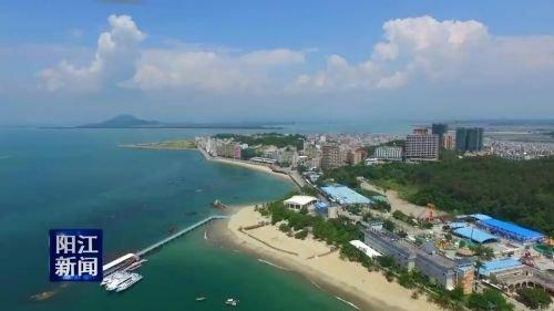 阳西月亮湾:打造四季旅游休闲地