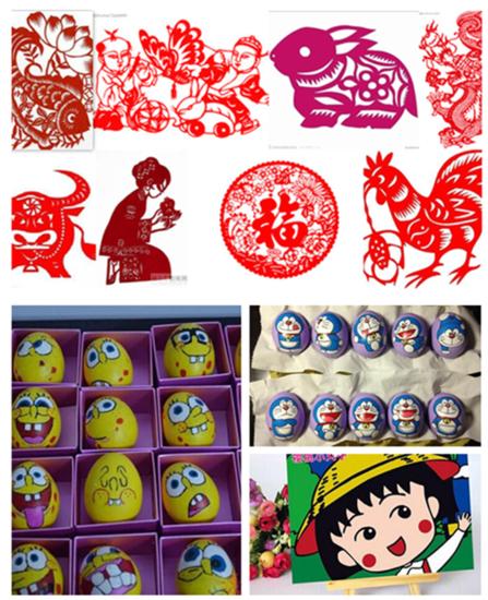 鸿景悦园 2015年的第一场盛会吃喝玩乐过新年图片