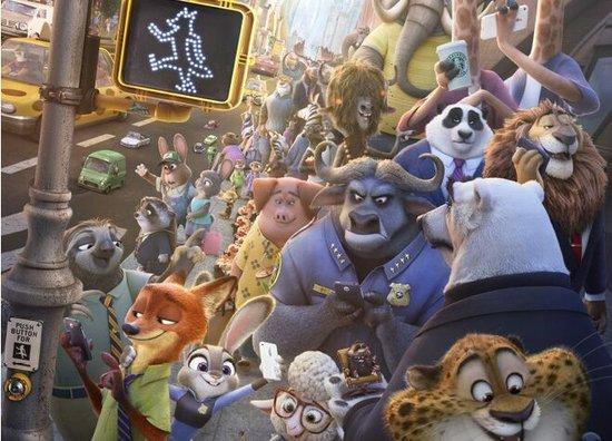 《疯狂动物城》戏说购房,八成永州人中枪!