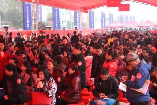 碧桂园·永州府城市展厅10月1日璀璨开放 引爆永州