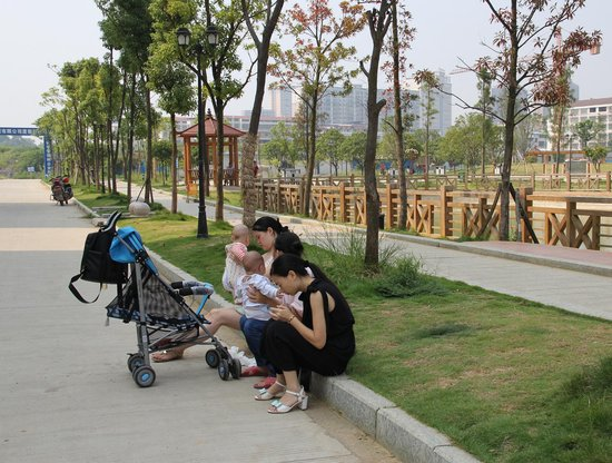 顾伟:似一股清流,度假公园将给房交会注入清新之气