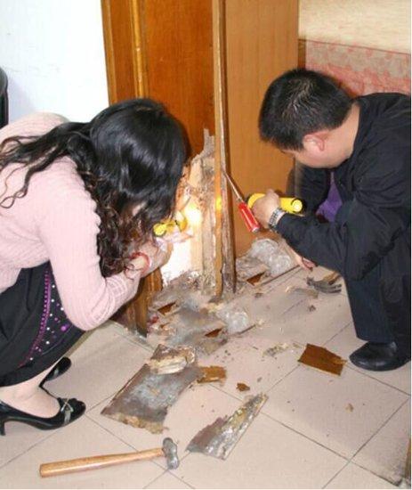 永州市白蚁所:房屋白蚁预防技术规程