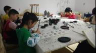 无理童画美术书法培训基地简介