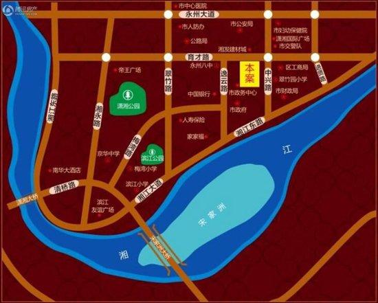 永州市第六届房交会名盘争艳之——安大公馆