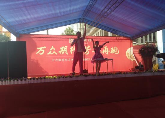 水墨籣庭28日盛大开盘,微豪宅风靡零陵古城