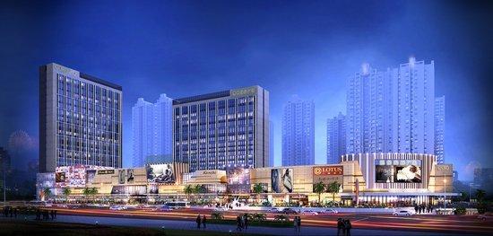 愿景国际广场——永州高端品质典范楼盘