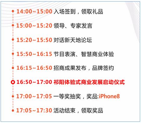 祁阳·新天地品牌招商/产品发布会10月14日隆重举行!