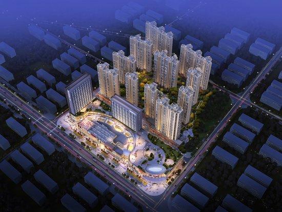 永州市第六届房交会名盘争艳之——愿景国际广场