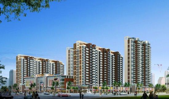 新城名都:祁阳县城中心区域的高品质公园社区