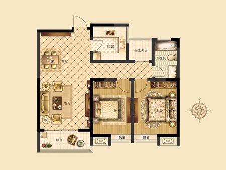 买房怎样选出黄金户型?符合6大标准就妥了