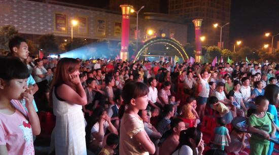 江华新城:百万方高端社区VIP卡1千抵1万盛大开启