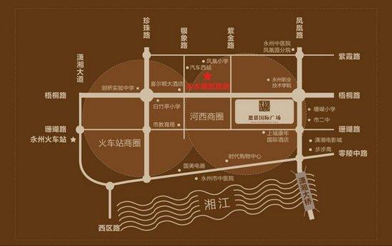 """永州""""城市新地标"""",还看愿景国际广场"""