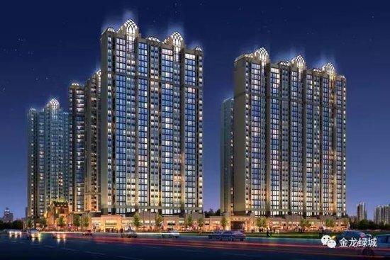 永州中心城区即将迎来高端品质楼盘——金龙绿城