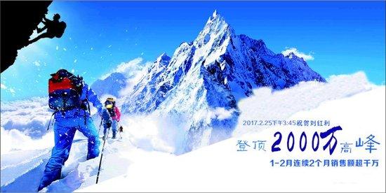 万兴雅苑勇攀2000万高峰,3月继续2488元/㎡起