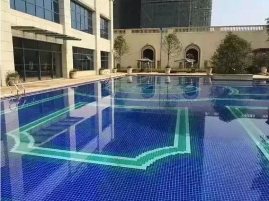 小伙伴们,山水城游泳池开放!来趴水吧,速度!