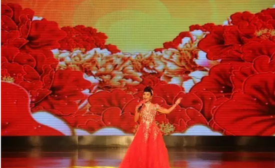 中国Q歌王献唱腾讯返乡置业新春嘉年华