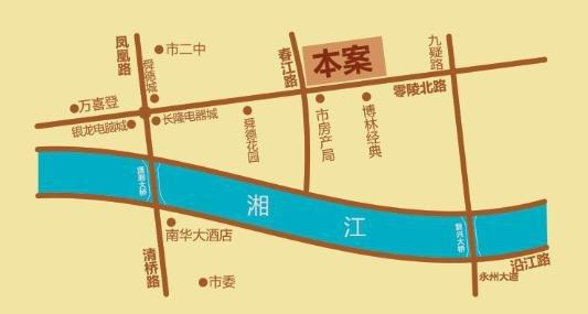 永州市第六届房交会名盘争艳之——雲恒·至尊