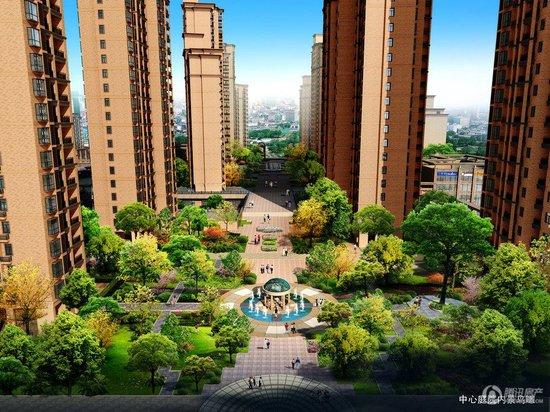 永州市第六届房交会名盘争艳之——中央新城