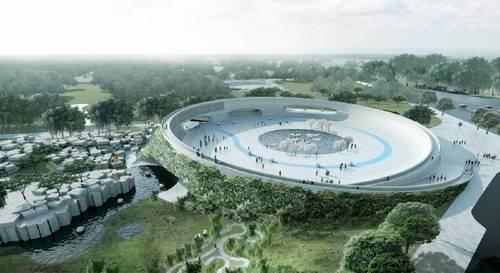丹麦开启了一项新的动物园工程,计划将游客与动物的角色互换,一方面给