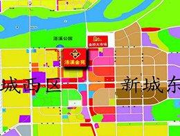 浯溪金苑交通图