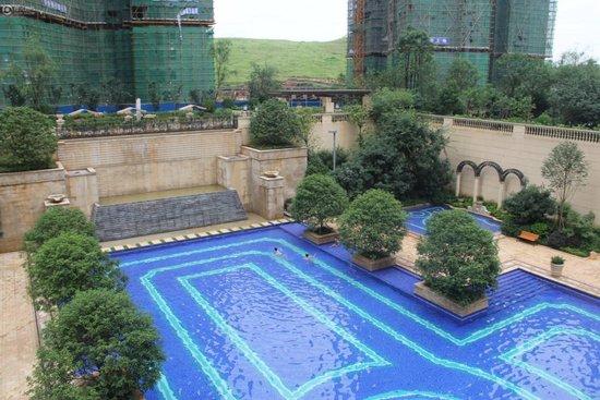 潇湘·山水城10栋 12栋即将封顶